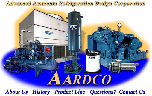 Welcome to Aardco Inc  - Specializing in vilter, hansen